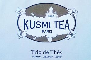 Coffret Kusmi Tea