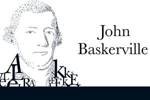 Etude typographique : Baskerville